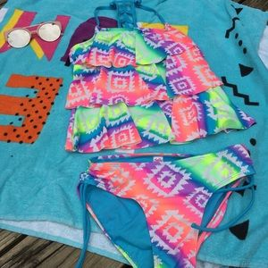 5 justice and old navy bikinis